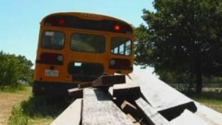 Blue Bird School bus Warning lights