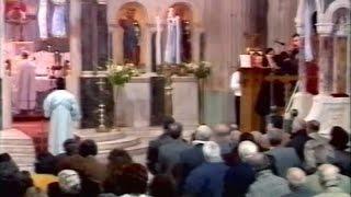 Ι.Μ.Ν. ΑΓΙΟΥ ΜΗΝΑ - Θεία Λειτουργία Ευαγγελισμού 1995 (απόσπασμα)