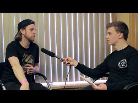 CRASH DOUBT   Hit The Deck   Tim Vantol Interview