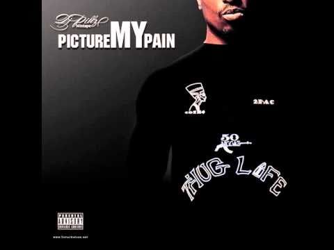 2PAC - One day at a time (Picture my pain)