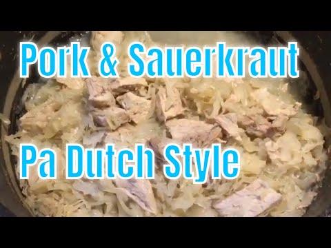 Pork and Sauerkraut | Recipe | Lisa Ellen