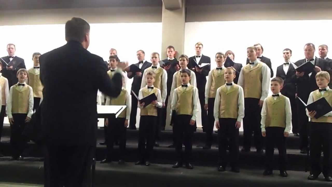 Latvian Boys Choir - West side Story, Clap yo' Hands - YouTube