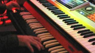 FLASH - (Marquis of Kensington) by THOMAS VOGT (KEYTON) on VOX Continental Fantom G7 Hammond
