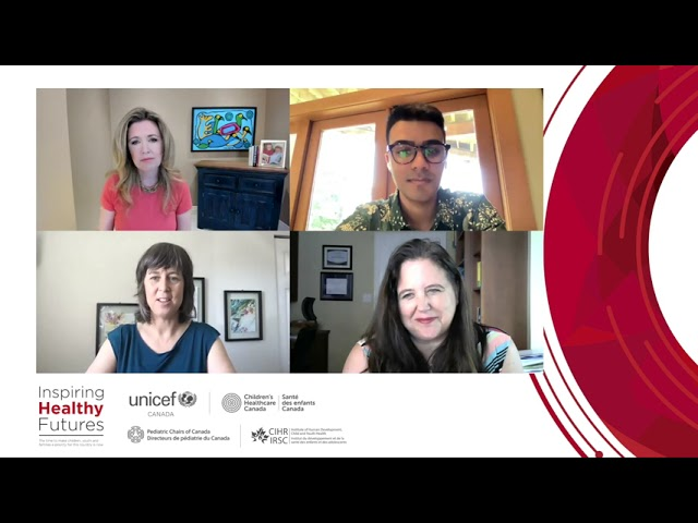 Inspiring Healthy Futures - A Vision for Canada's Children, Youth, and Families