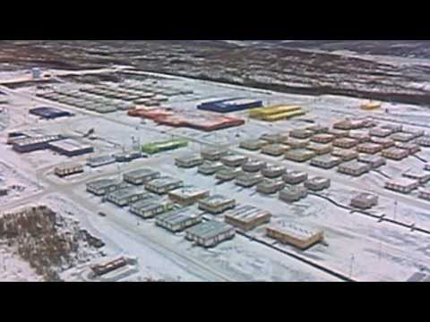1972 : The James Bay hydroelectric project.
