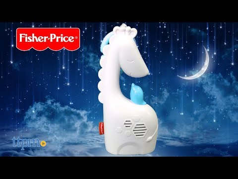 Soothe & Go Giraffe From Fisher-Price