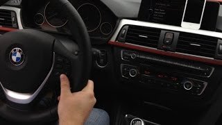 How to Bluetooth pair your iPhone to a BMW