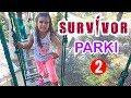 Mira ile Birlikte Survivor Parkındayız 2   Eğlenceli Çocuk Videosu   UmiKids
