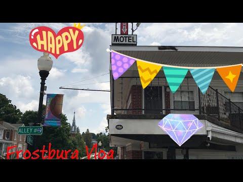 Frostburg Weekend Vlog