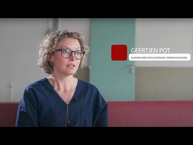 Slotervaart Interview: Geertjen Pot & Martine Gründemann #zadelhoff