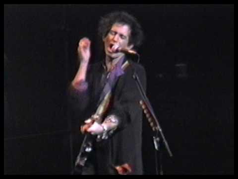 Keith Richards Beacon Theatre, New York, NY 2/20/93