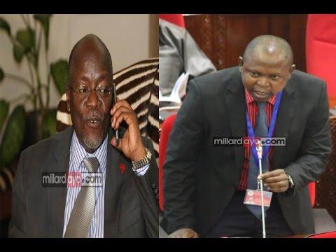 """""""Katika hili lazima nimshukuru Rais Magufuli"""" – Maftaha Nachuma"""