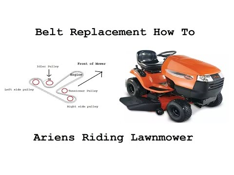 Ariens Mower 22hp 46 Inch Hydro Auto Overview Funnycat Tv