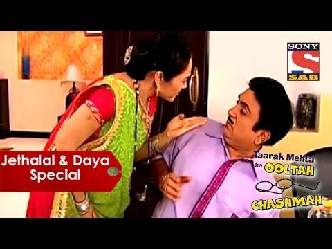 Jethalal and Daya Special | Taarak Mehta Ka Ooltha Chashma