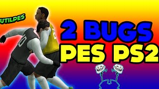 2 BUGS Anormales PES PS2