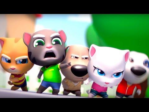 Видео, клипы, видеоклипы, ролики «Angela Cat И Том Кот
