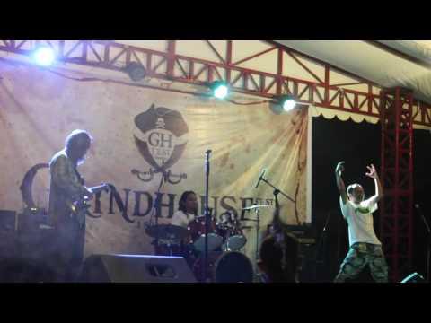 GRINDHOUSE FEST Island Metal Camp 2017