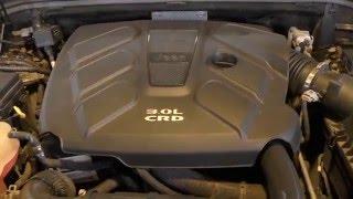 Что с джипом? Jeep Grand Cherokee .(Дизель.V6. 3L)