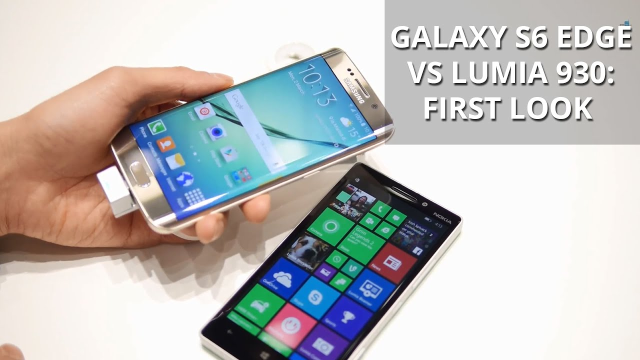 Samsung galaxy s6 edge youtube