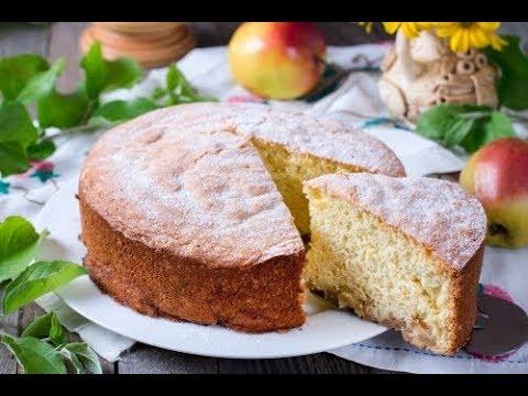 Самый вкусный пирог с яблоками «Яблочная магия»