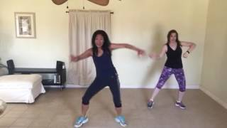Zumba 24K Magic by Bruno Mars