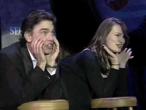Peter and Kathryn Gallagher, father and daughter, sing TWO LOST SOULS from DAMN YANKEES