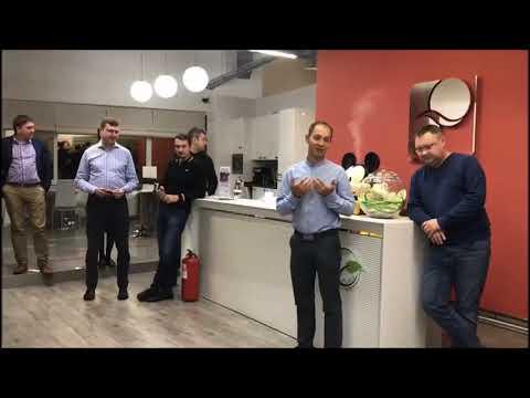 Серия 729. Поздравляем Директора по продажа ВЕНТ Алексея Панченко с Днём Рождения!