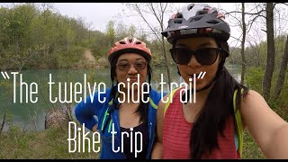The Twelve Side trail Bike trip: GoPro Hero 4