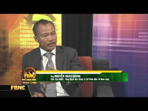 TOP CEO: Ông Nguyễn Xuân Quang (phần 1)