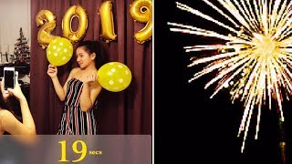 New Year Countdown 2020 | 30 Seconds countdown and including fireworks