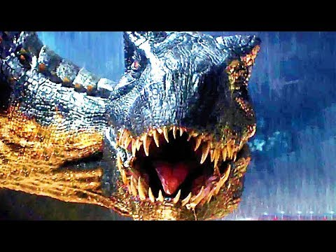 JURASSIC WORLD 2 - NOUVELLE streaming free (2018)