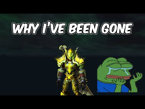 Why I've Been Gone - Retribution Paladin PvP - WoW BFA 8.3