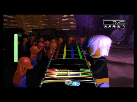 LEGO Rock Band Video Game, Breakout Gameplay HD