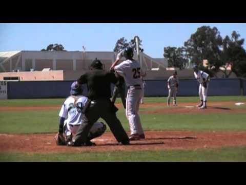 Oxnard College vs Santa Barbara City Baseball 2016
