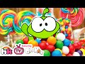 Om Nom Stories: Candy Adventure | Funny Animal Cartoons for Kids by HooplaKidz TV!