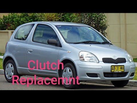 How To Replace Clutch Toyota Echo Yaris