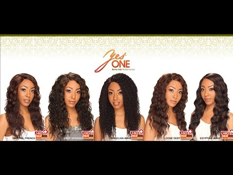 Yes One Brazilian Curl Hair Review