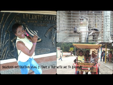 Nigerian destination Vlog 2: Take a trip with me to BADAGRY