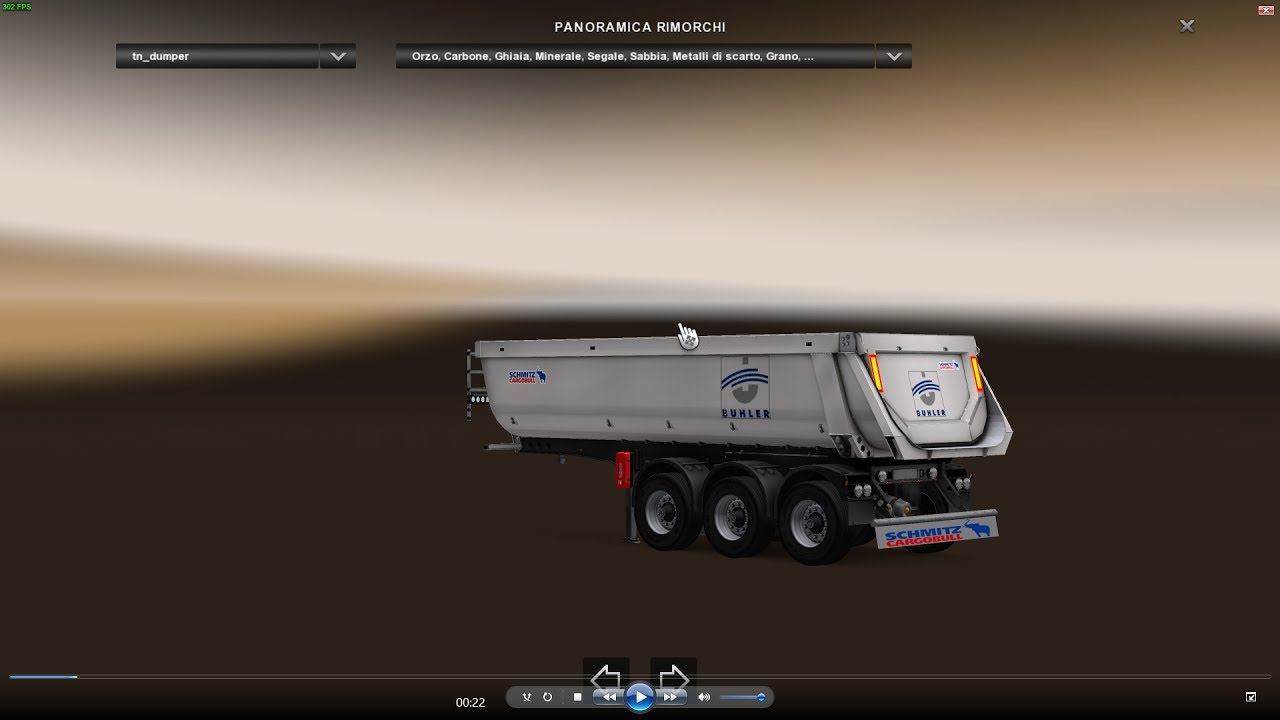 Euro Truck Simulator 2 (1 27) Trailers and Cargo Pack by Jazzycat v5 3 +  DLC's & Mods