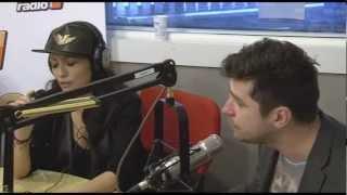 2 IN 1 @ MATINALII 21: Andra & Deepcentral - O Stea (Live @ Radio 21)