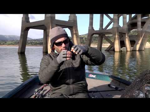 Italian Fishing TV - Humminbird - Coghinas Winter Bass - PT2