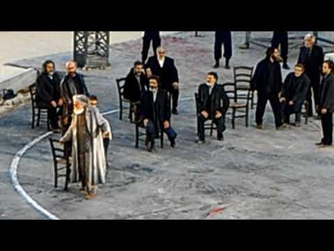 """""""Edipo A Colono"""" Di Yannis Kokkos Al Teatro Greco Di Siracusa"""