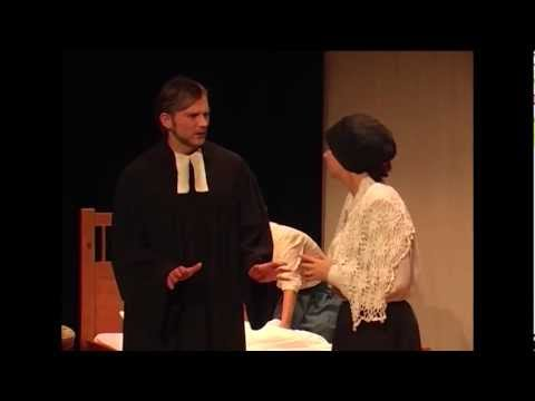 theaterforum Regensburg - Hexenjagd (The Crucible) 2011 - Arthur Miller Part 1/4