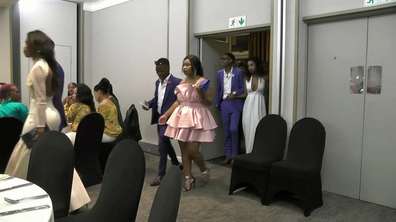 Sibusisiwe Class Of 2018 Matric Dance Durban Is Home Of Fashion Glam In South Africa Youtube