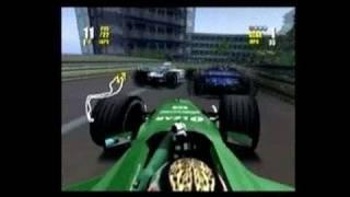 F1 Championship Season 2000 PlayStation 2