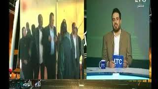 احمد سعيد يشيد بمجهودات