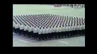 1984年中國35周年鄧小平國慶閱兵 畫面音效經典版