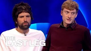 James Acaster thought he had a strange connection to Serge from Kas...