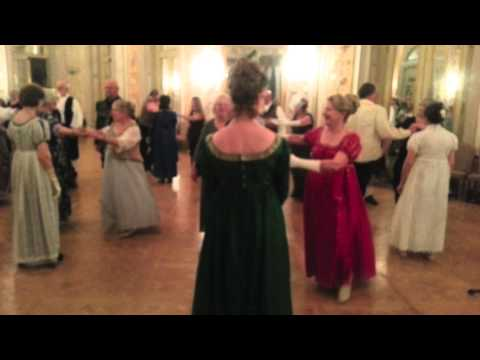 2014 English Country Dancing in Florence, Italy