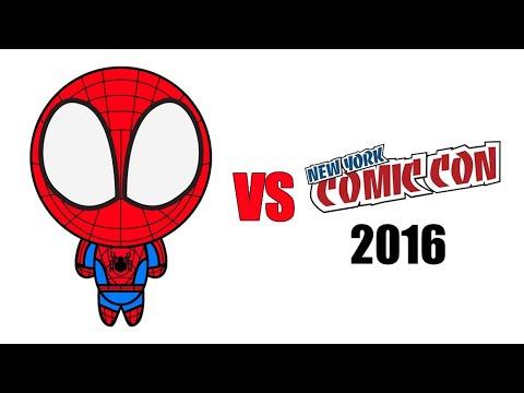 Spider-Man & New York Comic Con 2016